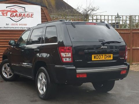 2007 Jeep Grand Cherokee 3.0 CRD V6 Limited 4x4 5dr - Picture 5 of 22