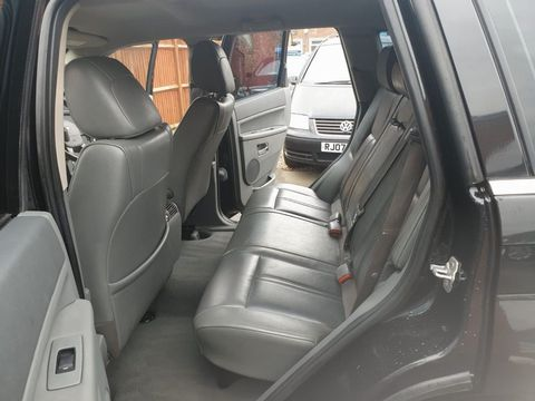 2007 Jeep Grand Cherokee 3.0 CRD V6 Limited 4x4 5dr - Picture 6 of 22