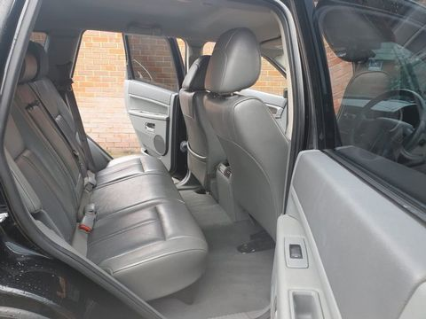 2007 Jeep Grand Cherokee 3.0 CRD V6 Limited 4x4 5dr - Picture 7 of 22