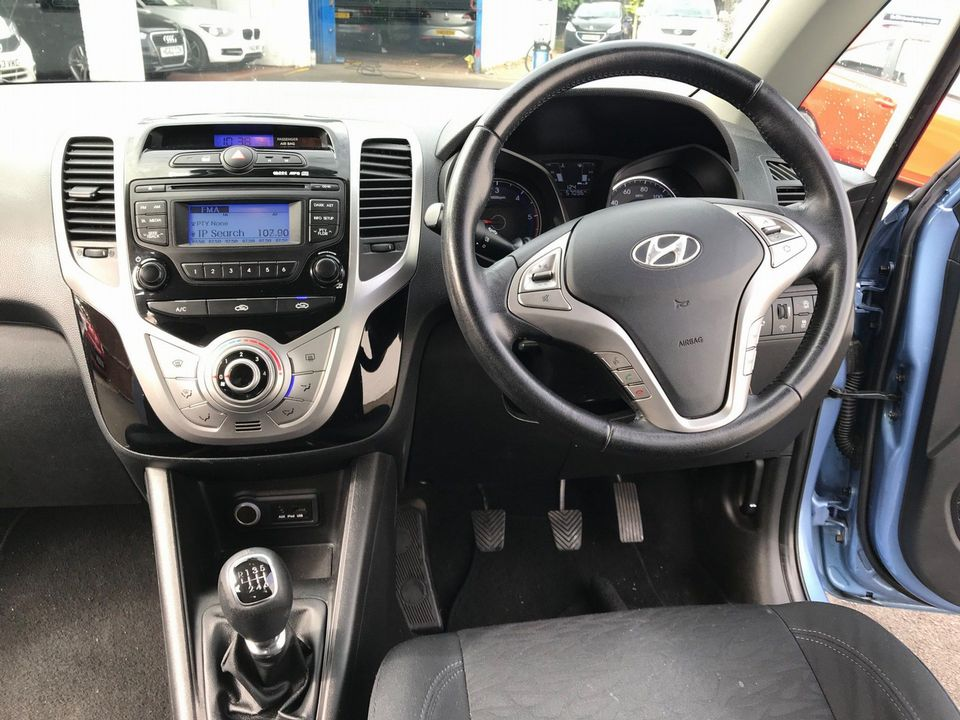 2012 Hyundai ix20 1.6 CRDi Blue Drive Active 5dr - Picture 15 of 35