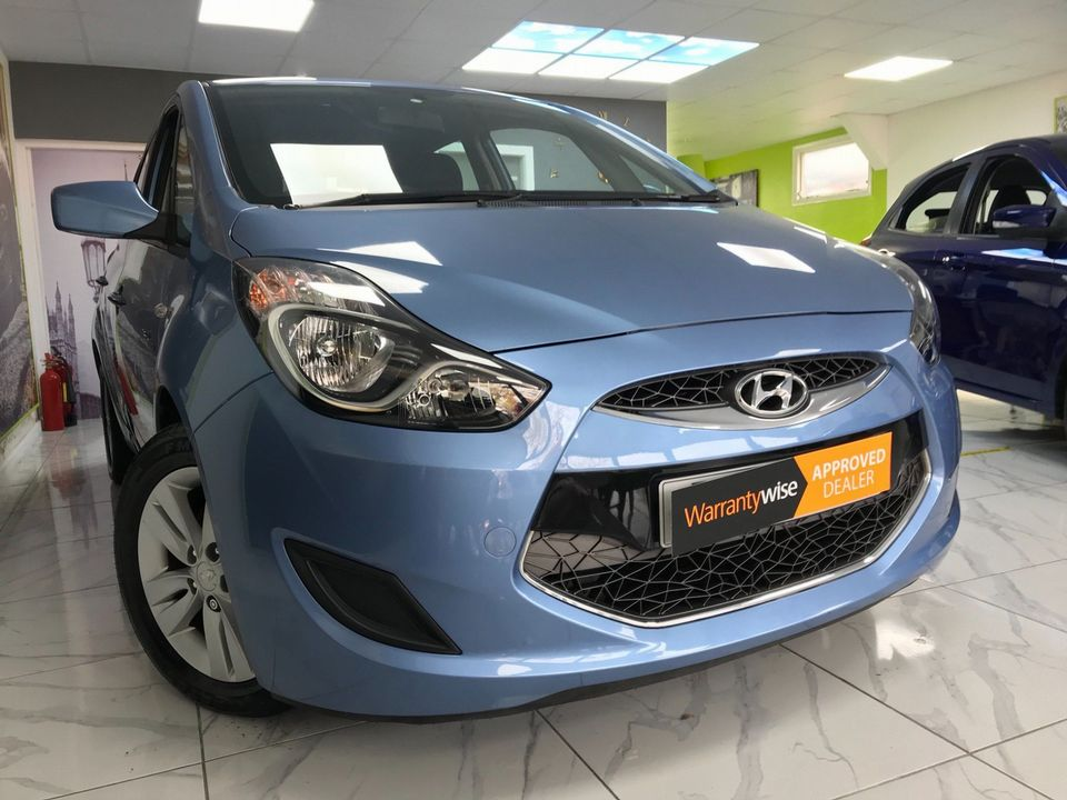 2012 Hyundai ix20 1.6 CRDi Blue Drive Active 5dr - Picture 1 of 35