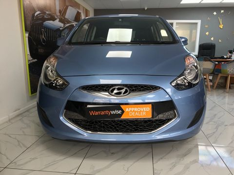 2012 Hyundai ix20 1.6 CRDi Blue Drive Active 5dr - Picture 3 of 35