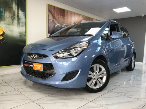 2012 Hyundai ix20 1.6 CRDi Blue Drive Active 5dr - Picture 5 of 35