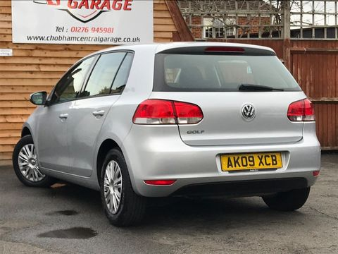 2009 Volkswagen Golf 1.4 S 5dr - Picture 11 of 26
