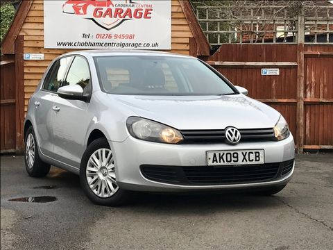 2009 Volkswagen Golf 1.4 S 5dr - Picture 1 of 26