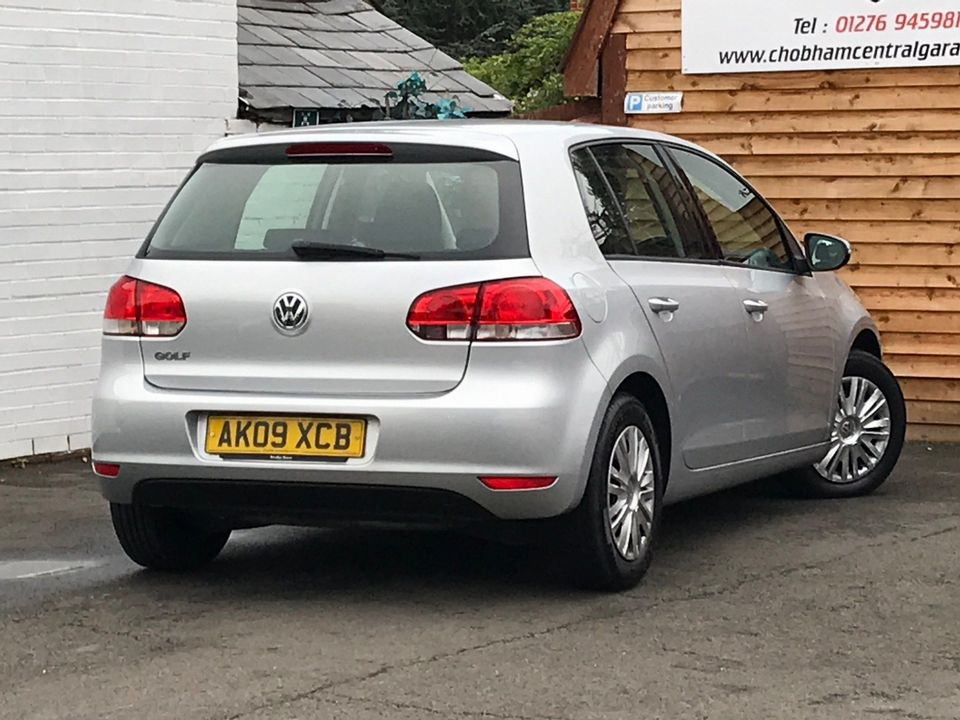 2009 Volkswagen Golf 1.4 S 5dr - Picture 6 of 26