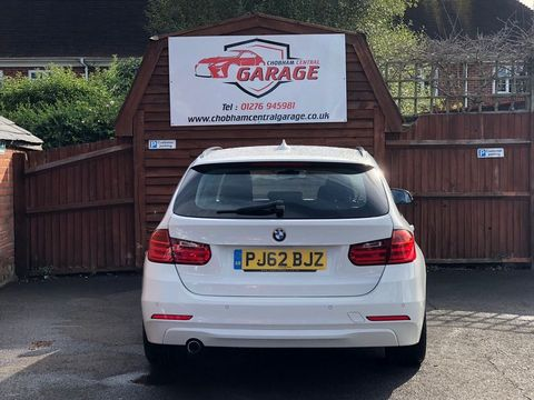 2012 BMW 3 Series 2.0 318d SE Touring (s/s) 5dr - Picture 10 of 37