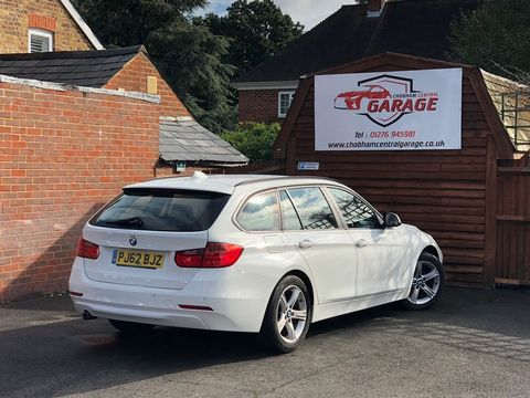 2012 BMW 3 Series 2.0 318d SE Touring (s/s) 5dr - Picture 11 of 37