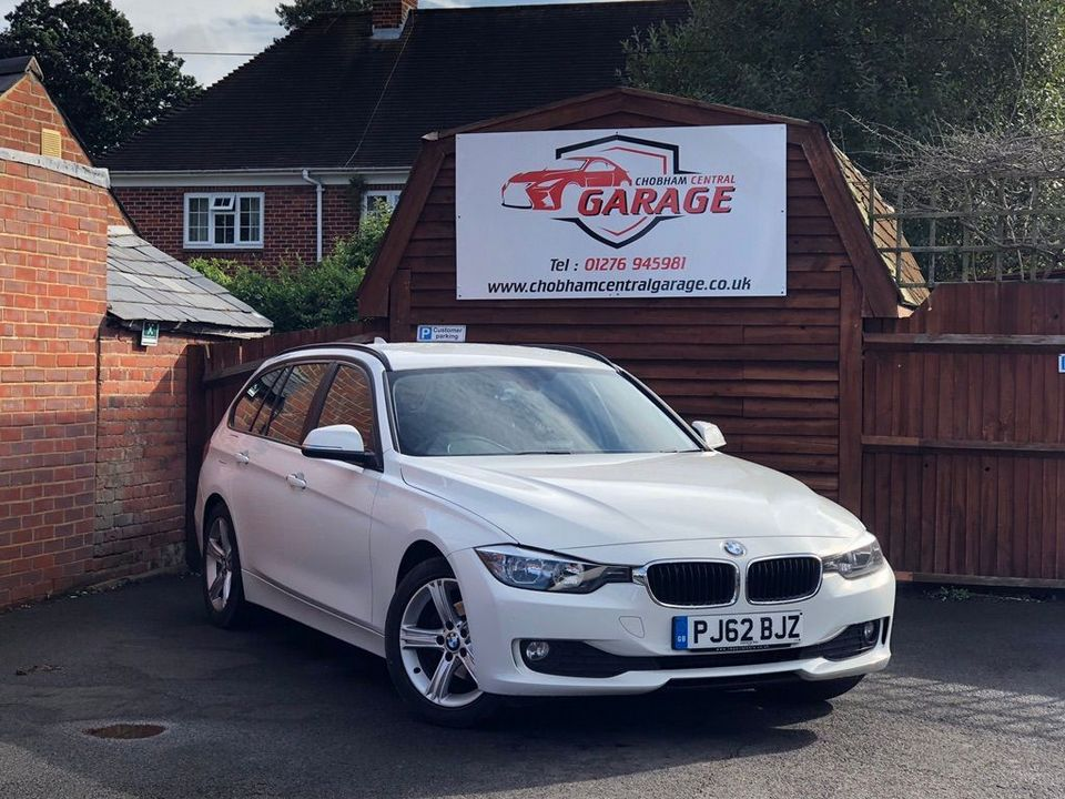 2012 BMW 3 Series 2.0 318d SE Touring (s/s) 5dr - Picture 1 of 37