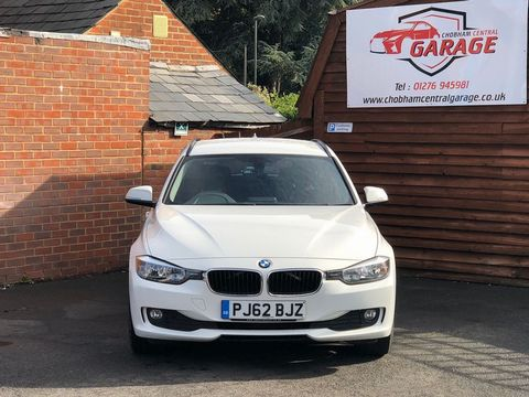 2012 BMW 3 Series 2.0 318d SE Touring (s/s) 5dr - Picture 5 of 37