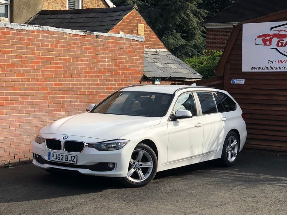 2012 BMW 3 Series 2.0 318d SE Touring (s/s) 5dr - Picture 6 of 37