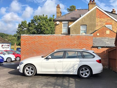 2012 BMW 3 Series 2.0 318d SE Touring (s/s) 5dr - Picture 7 of 37