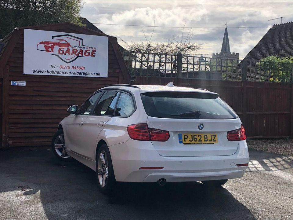 2012 BMW 3 Series 2.0 318d SE Touring (s/s) 5dr - Picture 9 of 37