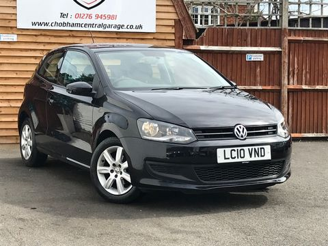 2010 Volkswagen Polo 1.4 SE 3dr