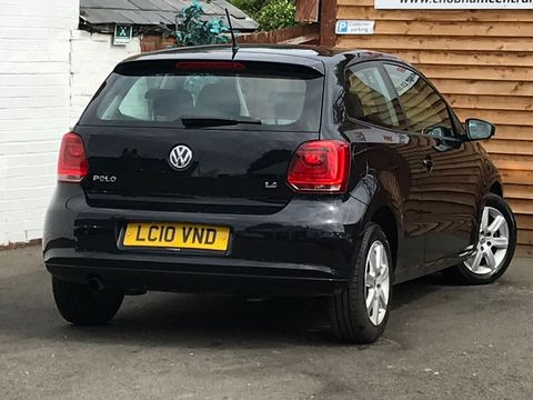 2010 Volkswagen Polo 1.4 SE 3dr - Picture 5 of 22