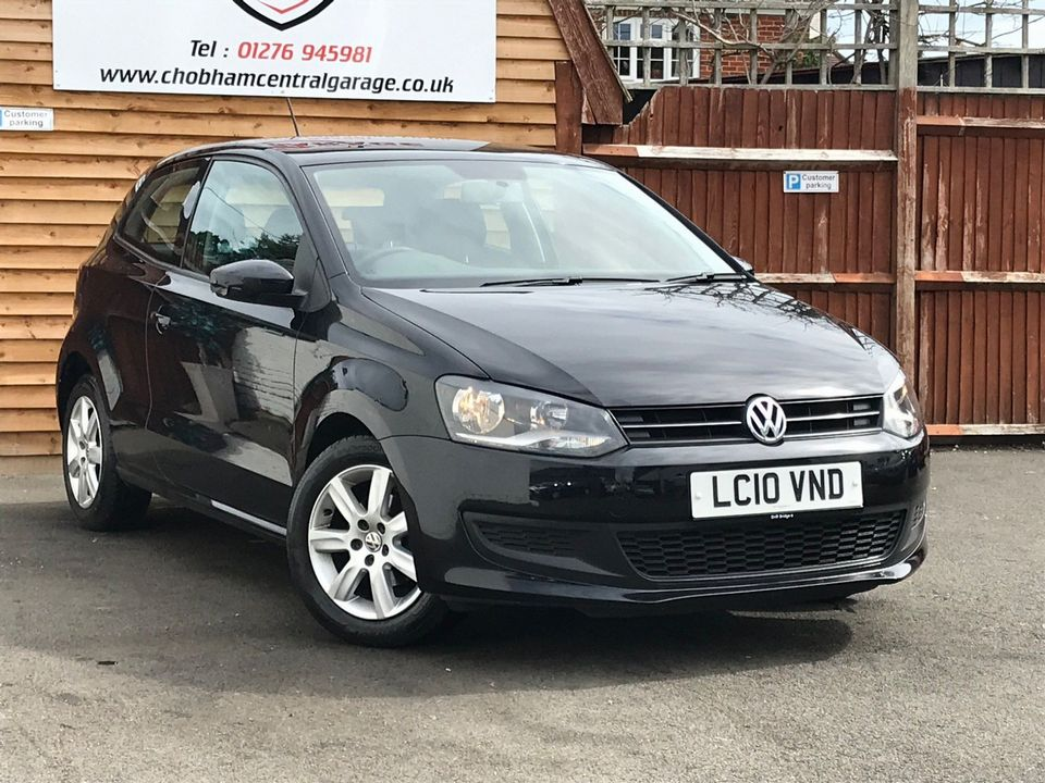 2010 Volkswagen Polo 1.4 SE 3dr - Picture 1 of 22