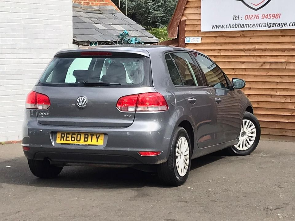 2010 Volkswagen Golf 1.2 TSI S 5dr - Picture 10 of 25