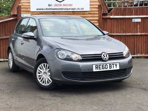 2010 Volkswagen Golf 1.2 TSI S 5dr - Picture 1 of 25