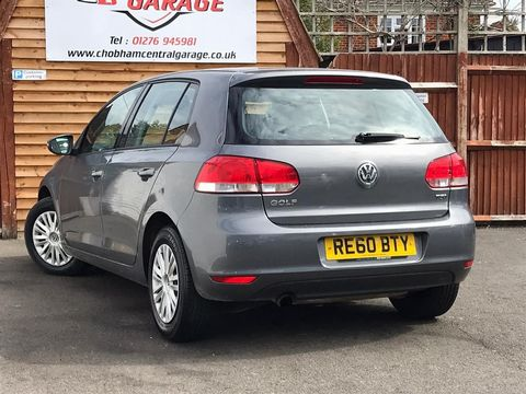 2010 Volkswagen Golf 1.2 TSI S 5dr - Picture 7 of 25