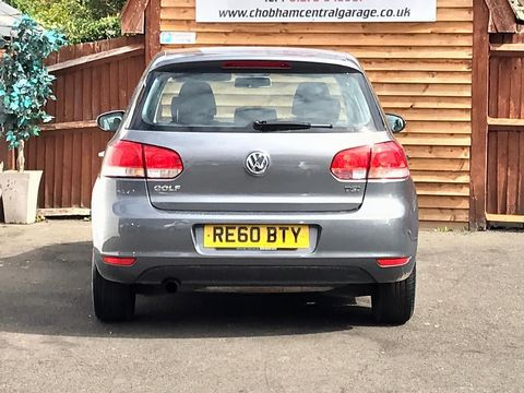 2010 Volkswagen Golf 1.2 TSI S 5dr - Picture 8 of 25