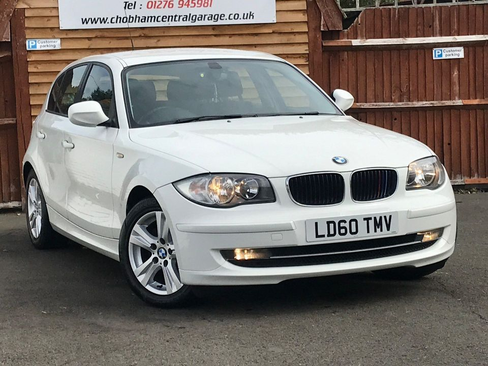 2010 BMW 1 Series 2.0 116d SE 5dr - Picture 1 of 28