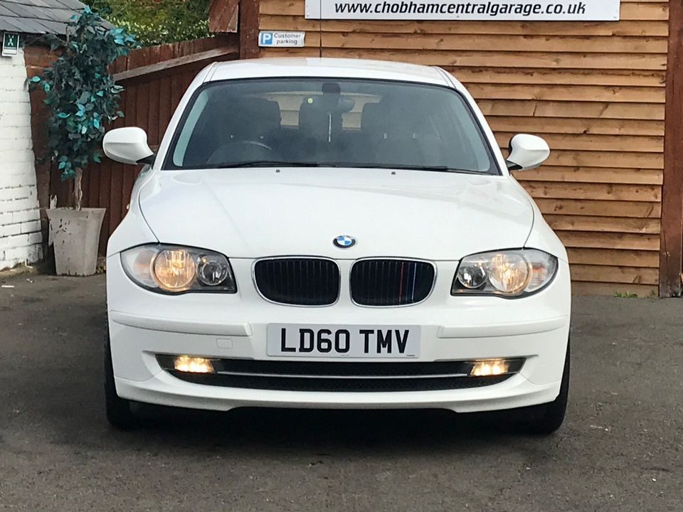 2010 BMW 1 Series 2.0 116d SE 5dr - Picture 3 of 28