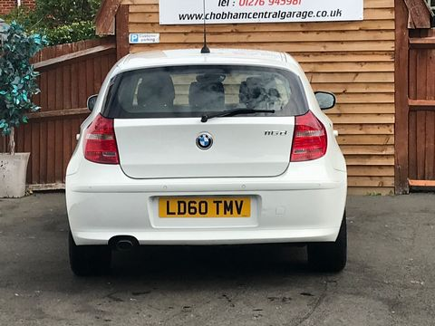 2010 BMW 1 Series 2.0 116d SE 5dr - Picture 6 of 28
