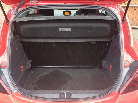 2011 Vauxhall Corsa 1.2 i 16v Limited Edition 3dr (a/c) - Picture 11 of 23