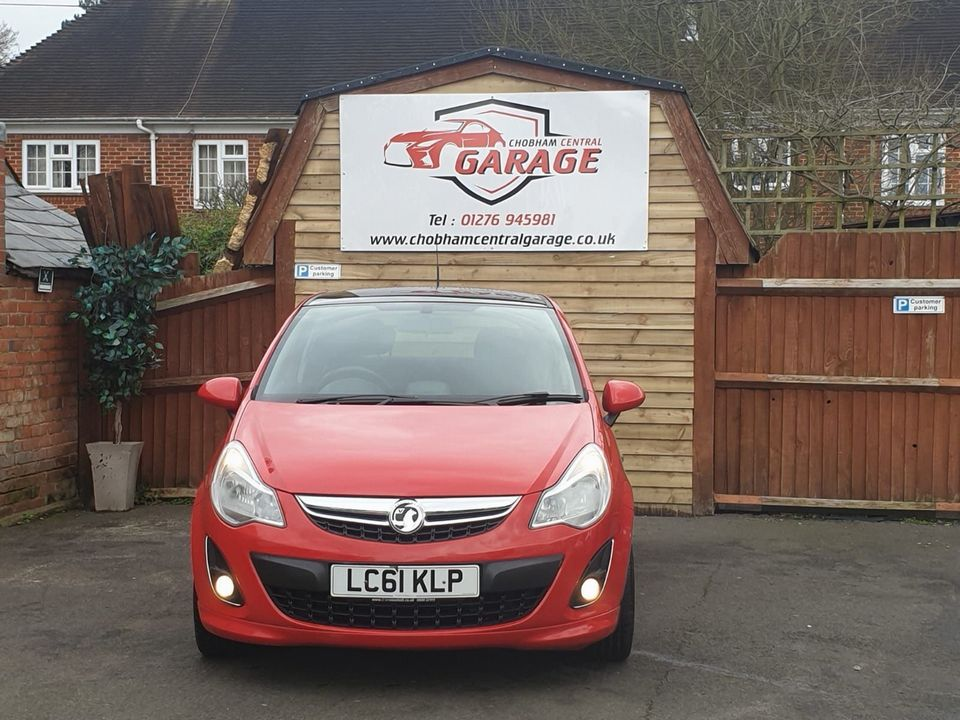 2011 Vauxhall Corsa 1.2 i 16v Limited Edition 3dr (a/c) - Picture 4 of 23