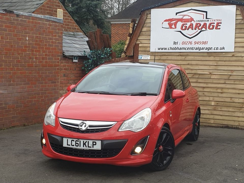 2011 Vauxhall Corsa 1.2 i 16v Limited Edition 3dr (a/c) - Picture 5 of 23
