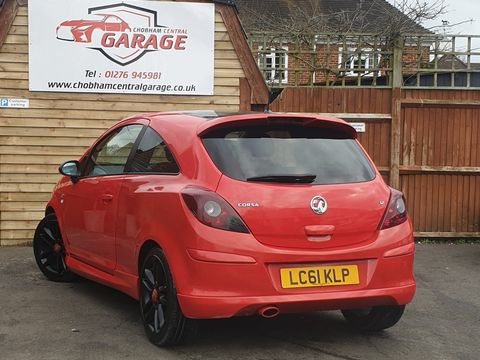 2011 Vauxhall Corsa 1.2 i 16v Limited Edition 3dr (a/c) - Picture 8 of 23