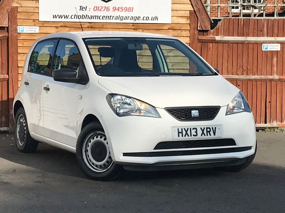 2013 SEAT Mii 1.0 12v S 5dr (a/c) - Picture 1 of 21