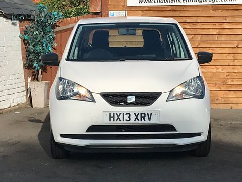 2013 SEAT Mii 1.0 12v S 5dr (a/c) - Picture 3 of 21