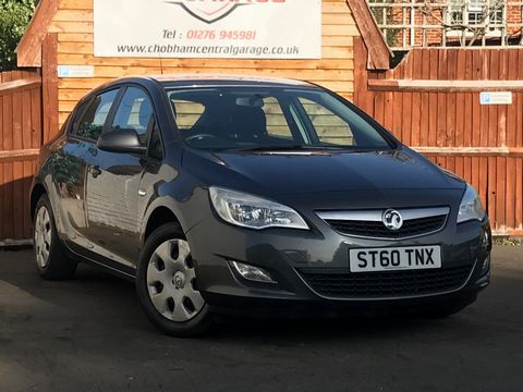 2011 Vauxhall Astra 1.4 16v Exclusiv 5dr