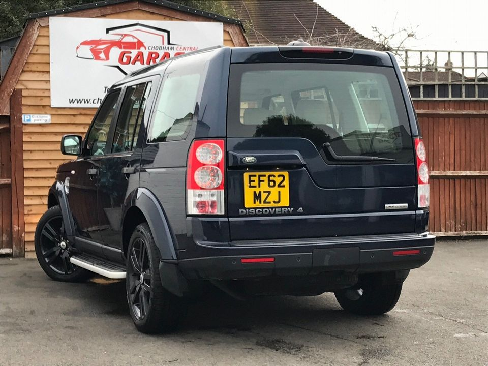 2013 Land Rover Discovery 4 3.0 SD V6 HSE Luxury 5dr - Picture 11 of 41