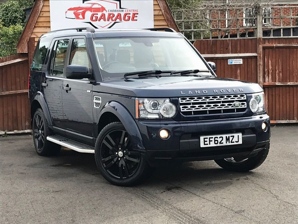 2013 Land Rover Discovery 4 3.0 SD V6 HSE Luxury 5dr - Picture 1 of 41