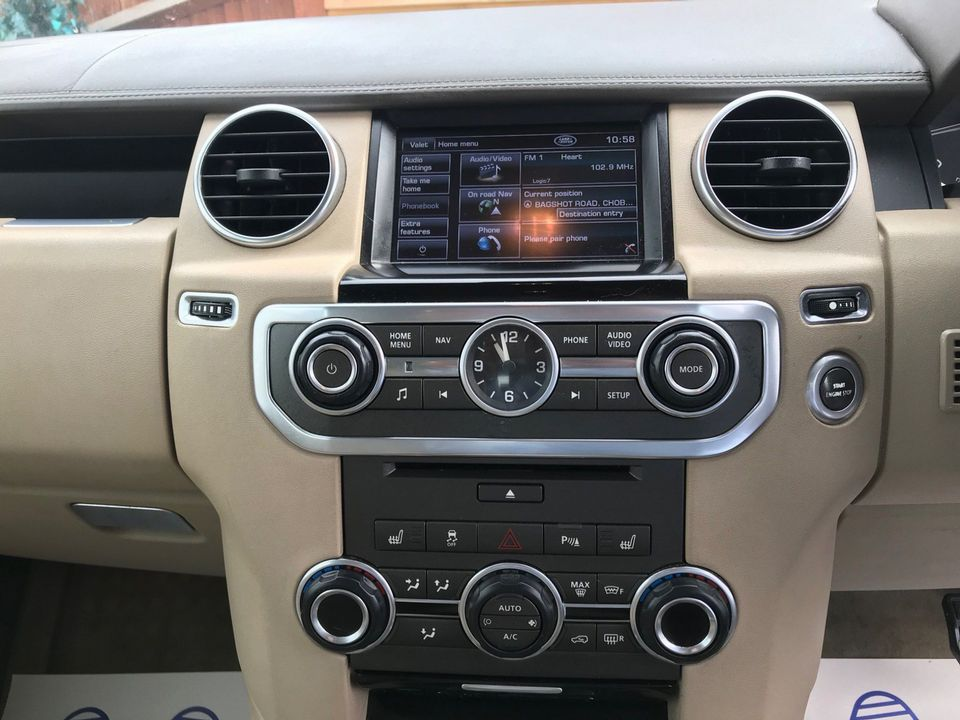 2013 Land Rover Discovery 4 3.0 SD V6 HSE Luxury 5dr - Picture 22 of 41
