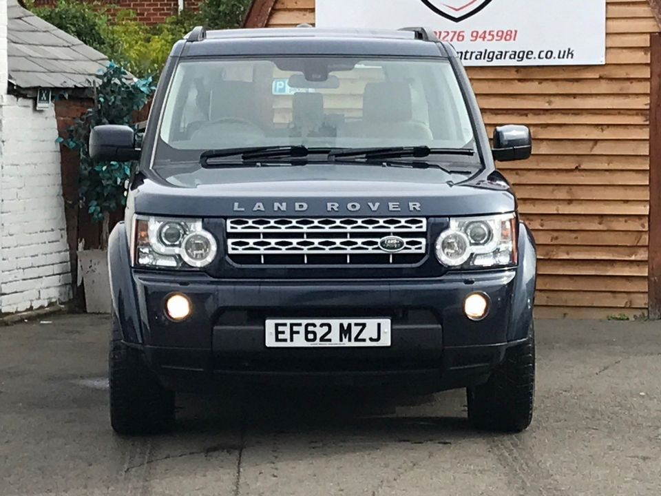 2013 Land Rover Discovery 4 3.0 SD V6 HSE Luxury 5dr - Picture 4 of 41