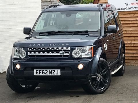 2013 Land Rover Discovery 4 3.0 SD V6 HSE Luxury 5dr - Picture 5 of 41