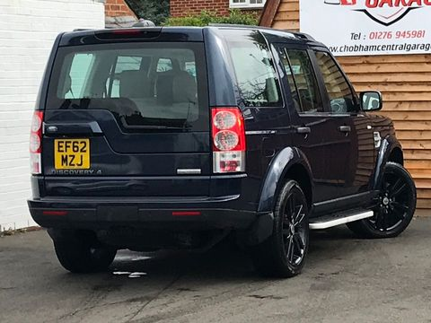 2013 Land Rover Discovery 4 3.0 SD V6 HSE Luxury 5dr - Picture 6 of 41