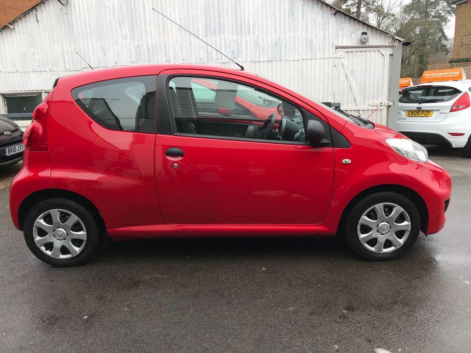2009 Peugeot 107 1.0 12v Urban Lite 3dr - Picture 10 of 25