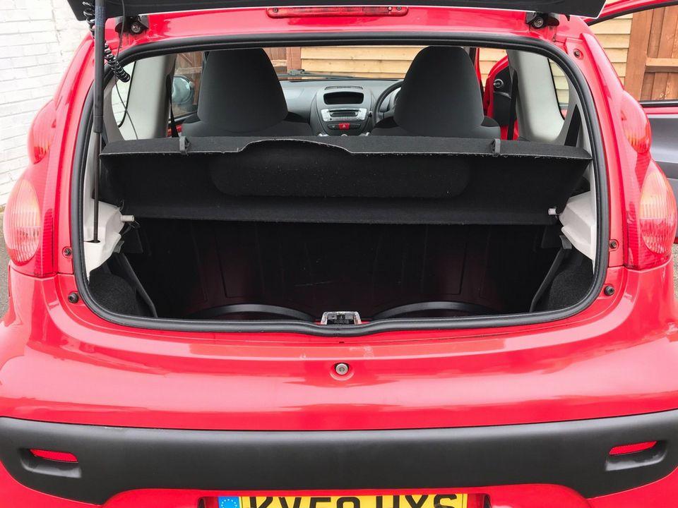 2009 Peugeot 107 1.0 12v Urban Lite 3dr - Picture 11 of 25