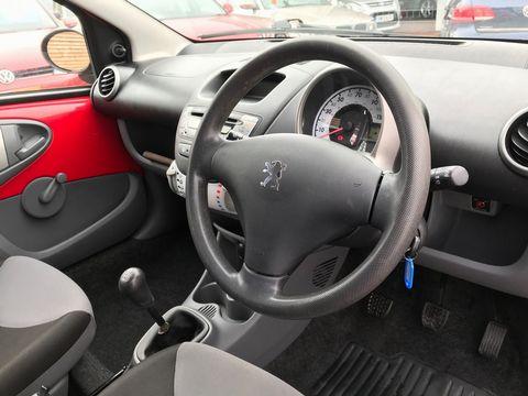 2009 Peugeot 107 1.0 12v Urban Lite 3dr - Picture 13 of 25