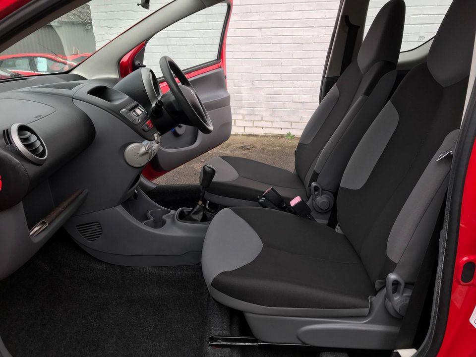 2009 Peugeot 107 1.0 12v Urban Lite 3dr - Picture 17 of 25