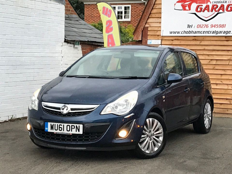 2011 Vauxhall Corsa 1.2 i 16v Excite 5dr - Picture 3 of 27