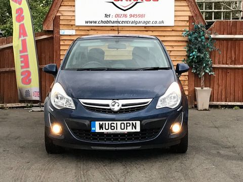 2011 Vauxhall Corsa 1.2 i 16v Excite 5dr - Picture 5 of 27