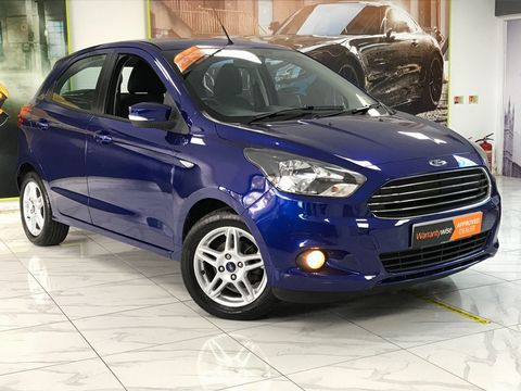 2017 Ford Ka+ 1.2 Ti-VCT Zetec 5dr - Picture 1 of 32