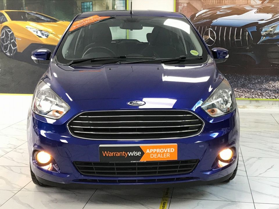 2017 Ford Ka+ 1.2 Ti-VCT Zetec 5dr - Picture 3 of 32
