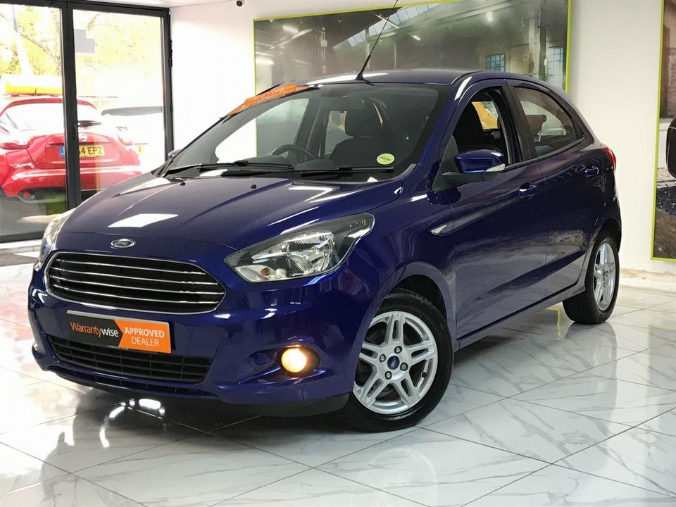 2017 Ford Ka+ 1.2 Ti-VCT Zetec 5dr - Picture 5 of 33