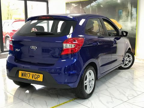 2017 Ford Ka+ 1.2 Ti-VCT Zetec 5dr - Picture 6 of 33